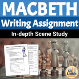 Macbeth Final Project: In-Depth Scene Analysis