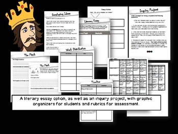 Macbeth - Activities & Assignments that Make Real Life Connetions