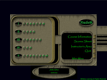 Macbeth Interactive