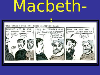 Macbeth Jeopardy Review Game