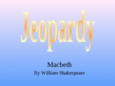 Macbeth Jeopardy Review Game