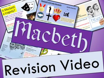 Macbeth - Key Quote Posters