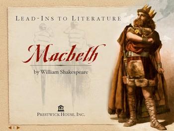 Macbeth Lead-Ins to Literaure