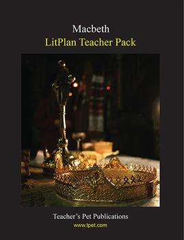 Macbeth LitPlan Teacher Pack