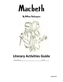 Macbeth Literary Activities Packet