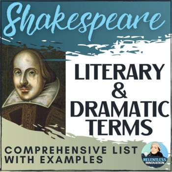 Macbeth - Literary Terms to Know