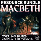 Macbeth Literature Guide - Complete Lesson Plans for Teaching Macbeth