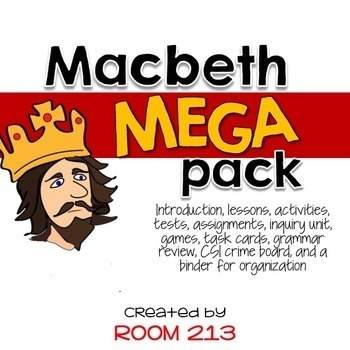 Macbeth Mega Pack