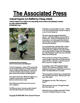 macbeth newspaper project