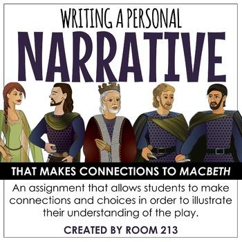 Macbeth Personal Narrative