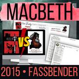 Macbeth Play vs 2015 Movie Comparison Activity