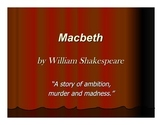 Macbeth - PowerPoint