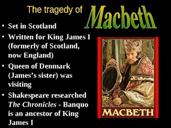 Macbeth PowerPoint