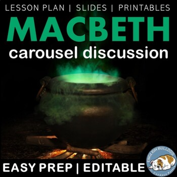 Macbeth Pre-reading Carousel Discussion