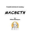 Macbeth Printable Activities