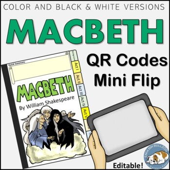 Macbeth QR Mini Flip