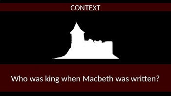 Macbeth Quiz