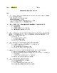 Macbeth Quiz on Acts 4-5 and Answer Key