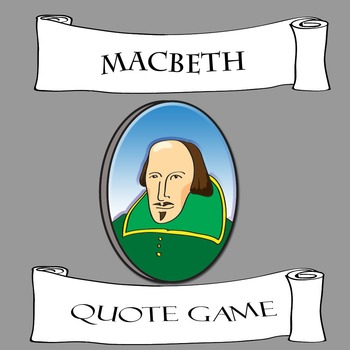 Macbeth Quotes Video Game