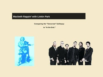 Macbeth Rappin' with Linkin Park