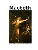 Macbeth Reading Guide