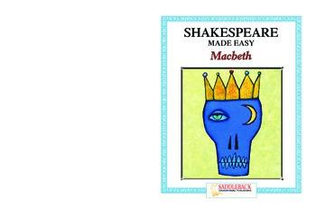Macbeth Reading Guide (Shakespeare Made Easy)