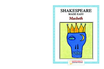 Macbeth Reading Guide (Shakespeare Made Easy)