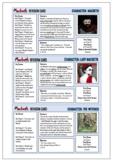Macbeth Revision Cards!