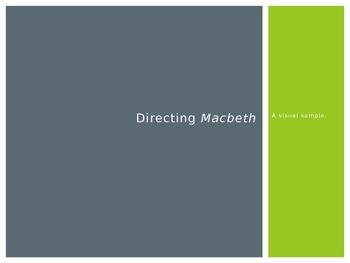 Macbeth Sample Scene Annotation