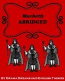 Macbeth Script (Abridged)
