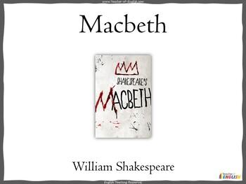 Macbeth (Shakespeare) Teaching Unit