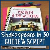 Macbeth - Shakespeare in 30