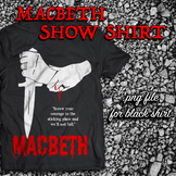 Macbeth Show Shirt Graphic