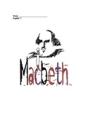 Macbeth - Study Guide