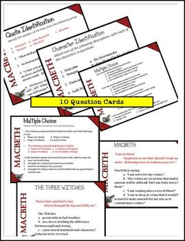 """macbeth summaries and questions """"macbeth"""" – important quotes to memorize  – macbeth (act 1,  discuss ideas & ask questions to your online community of teachers & students."""