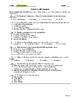 Macbeth- Test and Answer Key