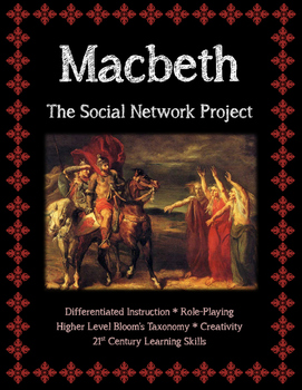 Macbeth The Social Network Character Analysis Assignment