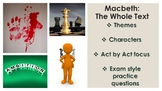 Macbeth: The Whole Play