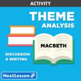 Macbeth: Theme Analysis - Projects & PBL