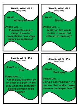 Macbeth (Tragedy) I Have, Who Has