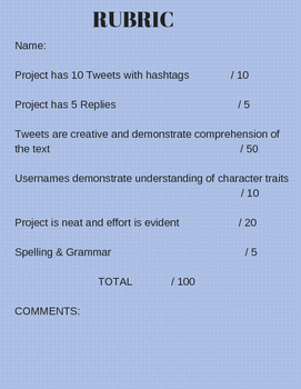 Macbeth Twitter Project