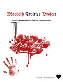 Macbeth Twitter Project