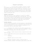 Macbeth Unit-secondary English