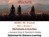 Macbeth: Witches and the Elizabethan Era