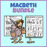 Macbeth and Shakespeare Bundle