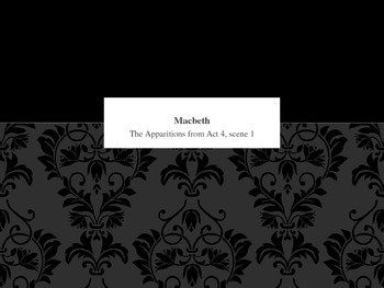 Macbeth and the Apparitions