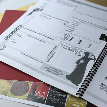 Macbeth by Shakespeare: Student Workbooks
