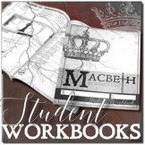 Macbeth by Shakespeare: Student Workbooks