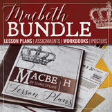 Macbeth by Shakespeare: Teaching Unit BUNDLE