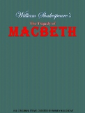 Macbeth by William Shakespeare Study Unit (Editable)